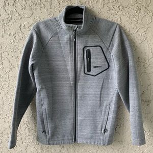 Avalanche Outdoor Apparel Midlayer Full Zip Jacket